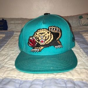Throwback Memphis Grizzlies SnapBack hat